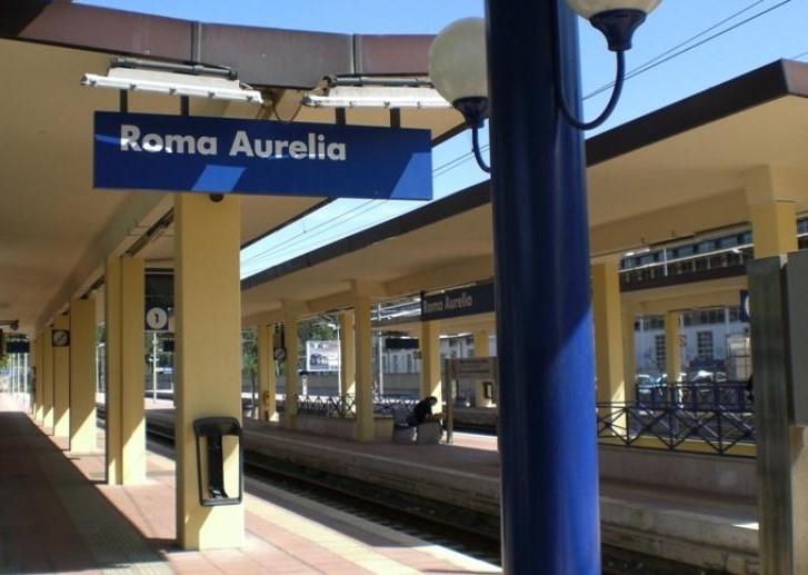Oggi a lavoro presso: Stazione Aurelia