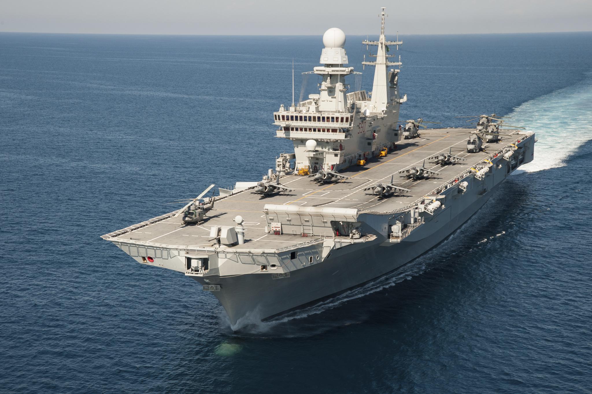 Oggi diamo energia a: Ministero della Marina