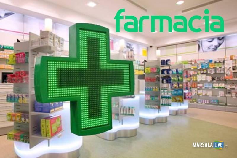 Oggi diamo energia a: Farmacia
