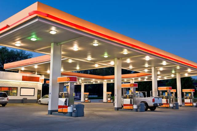 Oggi a lavoro presso: Stazione rifornimento carburante